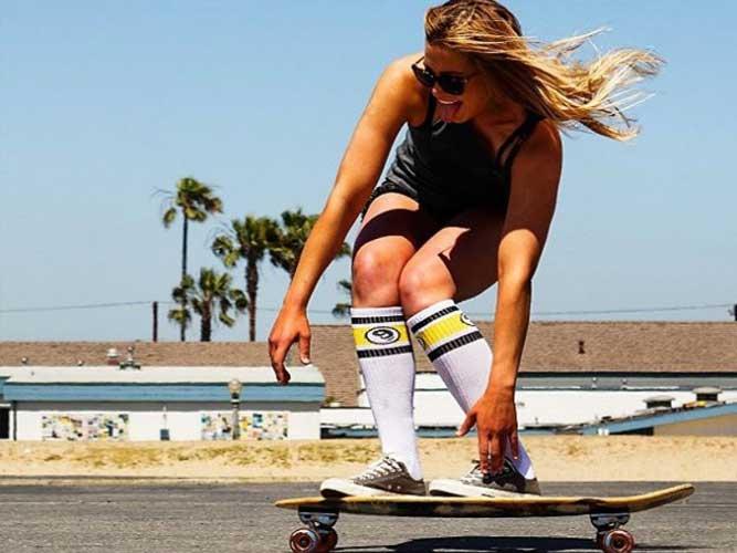 skate-boards