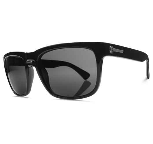 Electric Knoxville Gloss Black Polarized Sunglasses