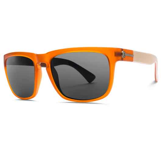 Electric Knoxville Orange Glass sunglasses
