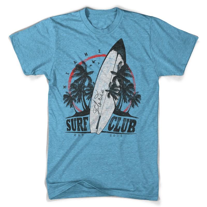 Surf-T-shirt