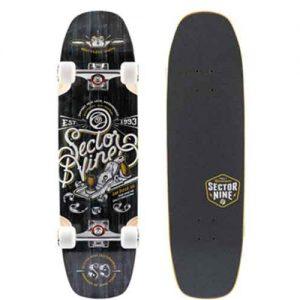 Sector 9 Woodshed complete Skate Board