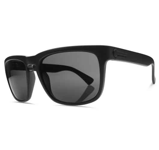 Electric Knoxville Matt Black Sunglasses