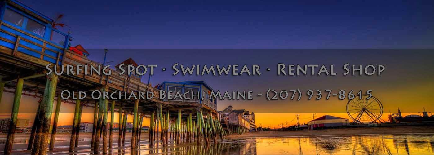 Corners Surf Old Orchard Beach Maine